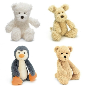 Jellycat Collage