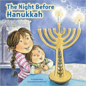 Night Before Hanukkah