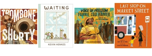 Caldecott Honor Books16