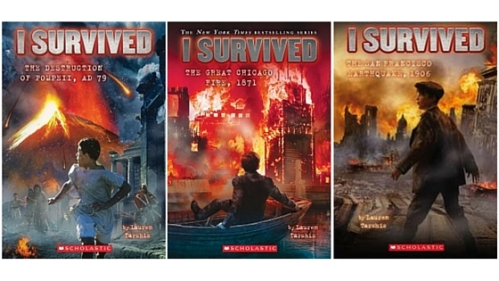 I Survived books