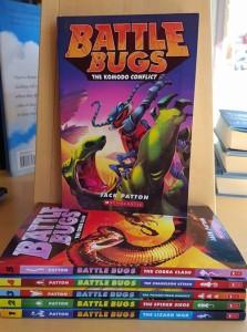 Battle Bugs all