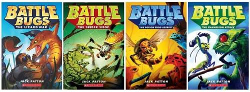 Battle Bugs banner