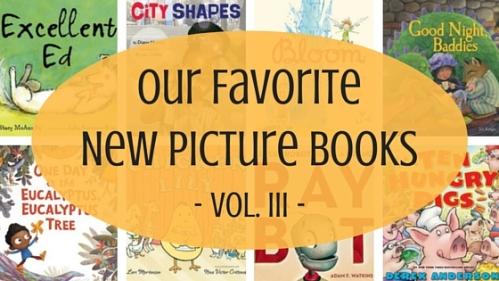 Fav Picture Books III