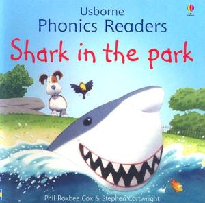 Shark inthe Park